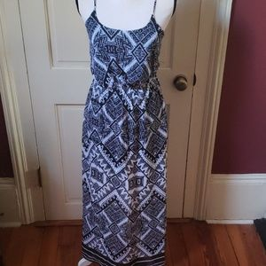 Target maxi dress by xhilaration XS